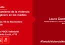Tertulia – Tratamiento Violencia de Género en los Medios
