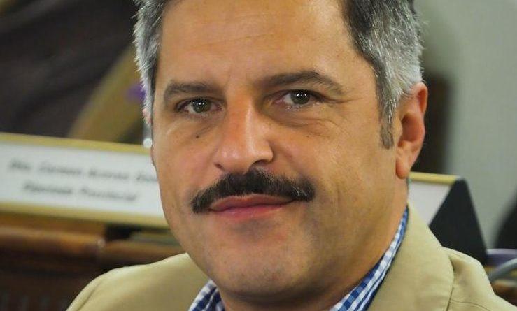 Julio del Valle ocupará un escaño en el Congreso