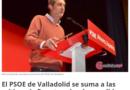 """El PSOE de Valladolid denuncia las medidas """"arbitrarias"""" de la Junta y se solidariza con el ayuntamiento de Valladolid y con su alcalde"""